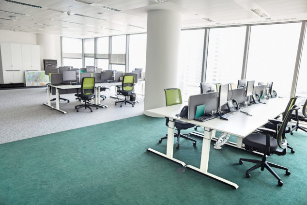 Will hotdesking come back in another form?