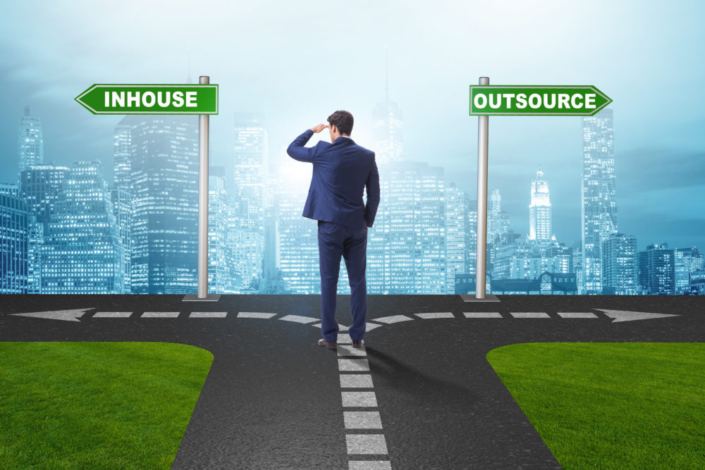 Outsourcing HR can be more cost-effective for businesses