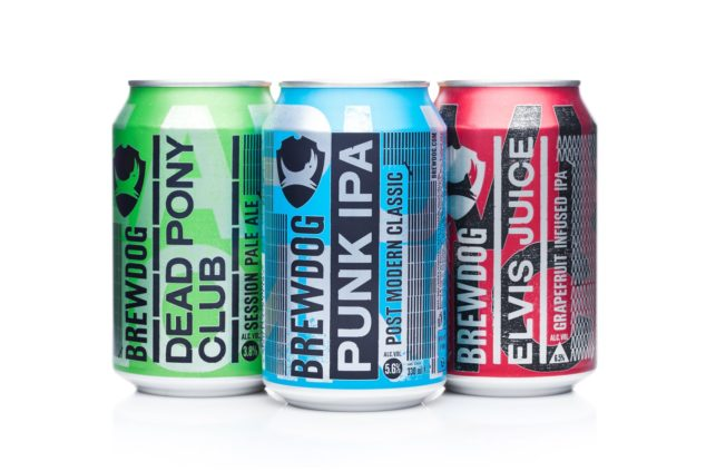 Brewdog Equity for Punks Tomorrow is running until the end of January 2021
