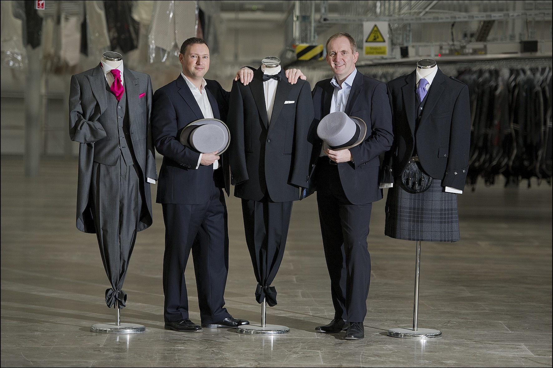 Acs Clothing Dressed For Expansion Following Business Growth Fund Investment
