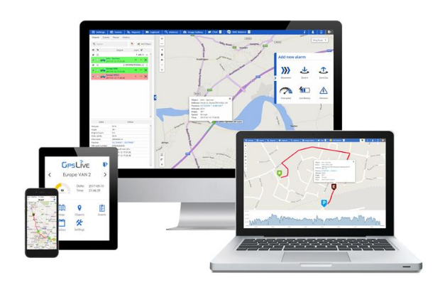 How businesses can benefit from vehicle tracking systems