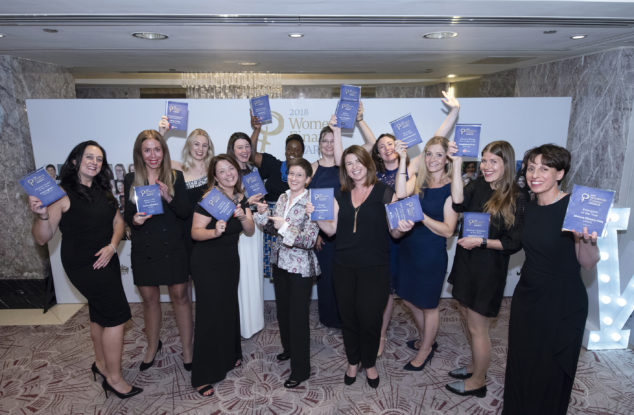 The winners at the 2018 Women in Finance Awards: Pioneering a more diverse future in the finance space