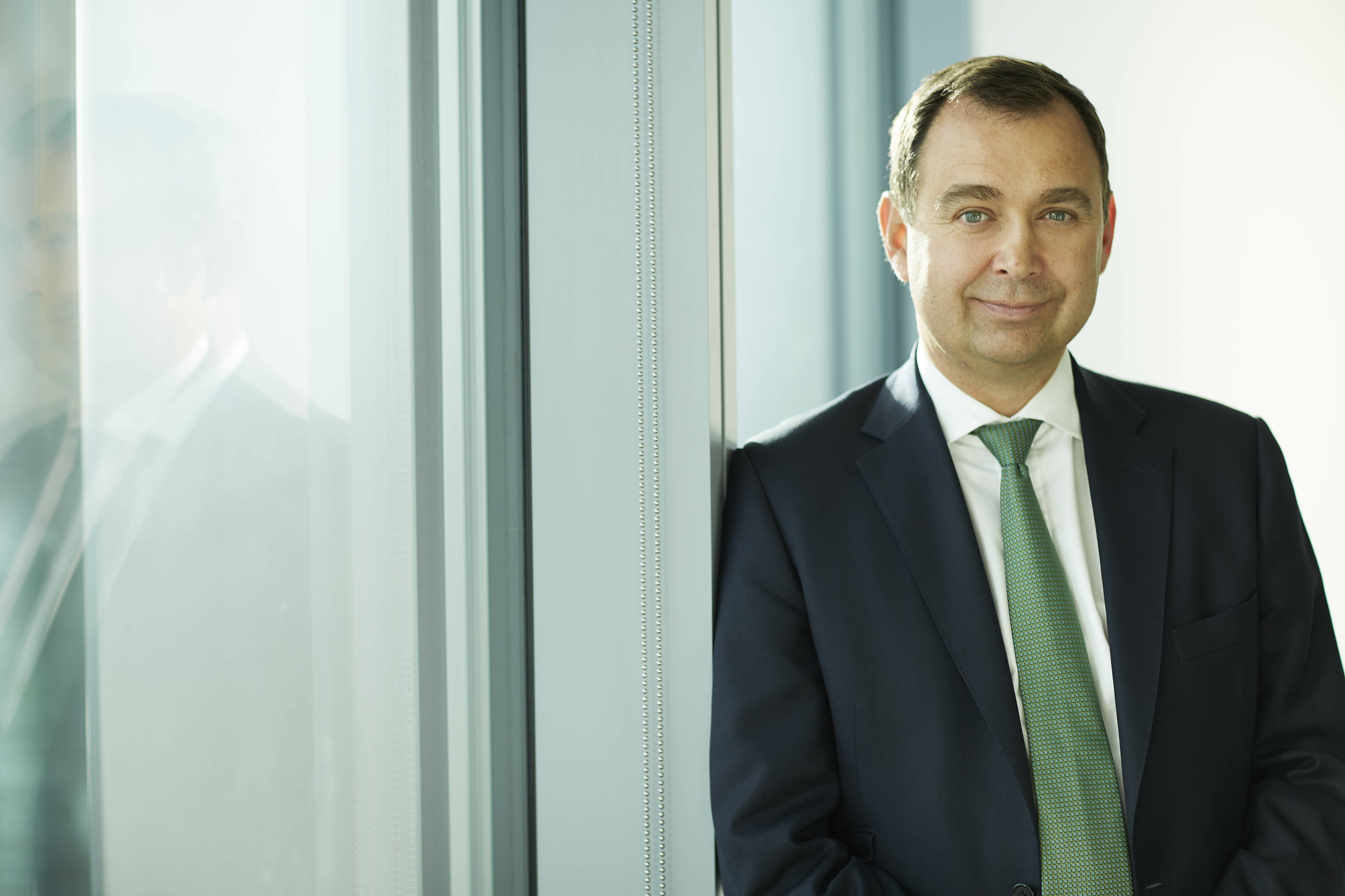 Ian Rand, CEO Barclays Business Banking