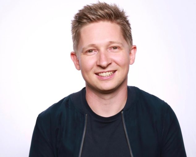 Ryan Edwards, CEO of Audoo