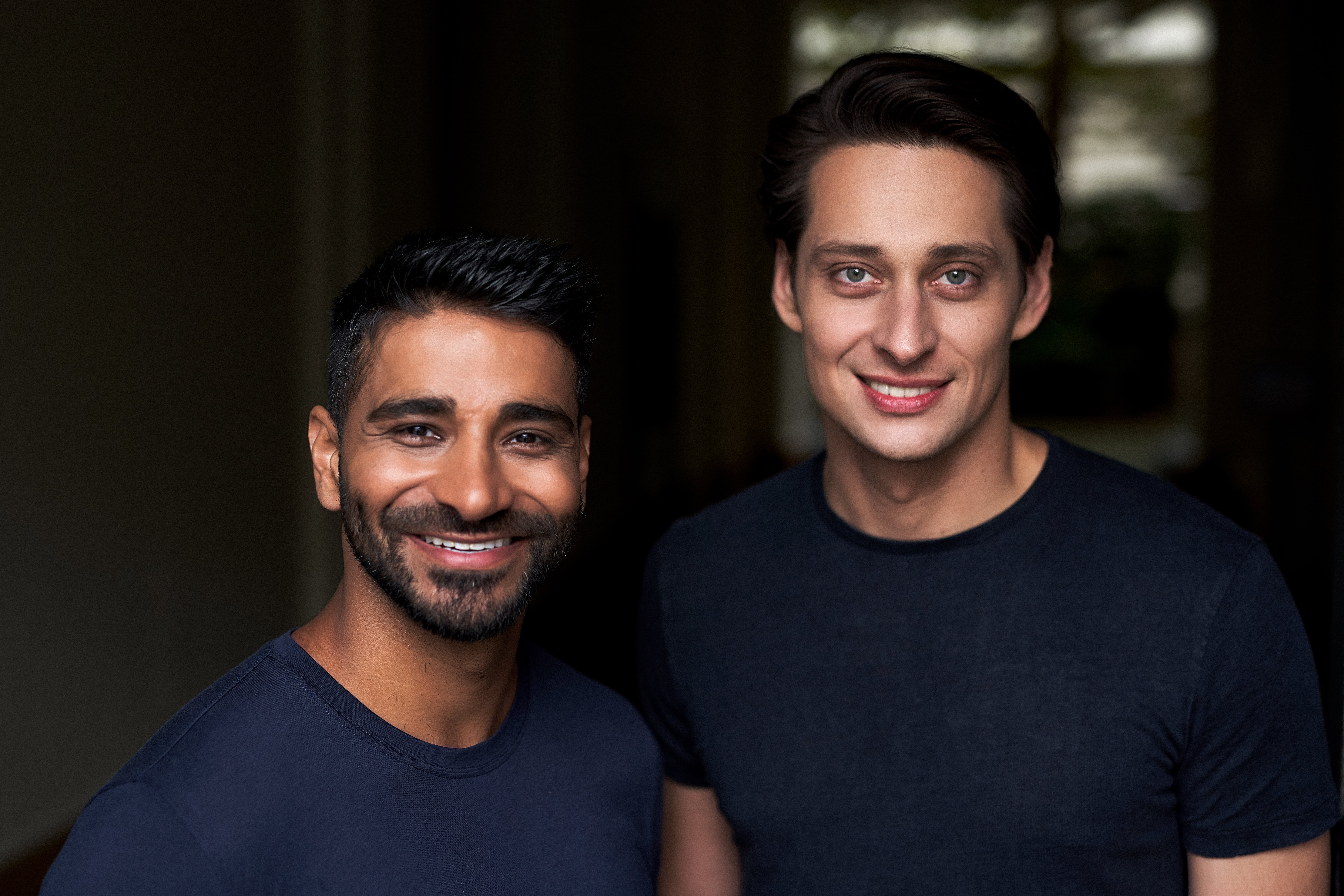 Uncapped founders Asher Ismail and Piotr Pisarz