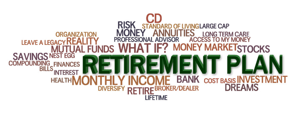 Top tips for retirement - 12 steps towards a good pension