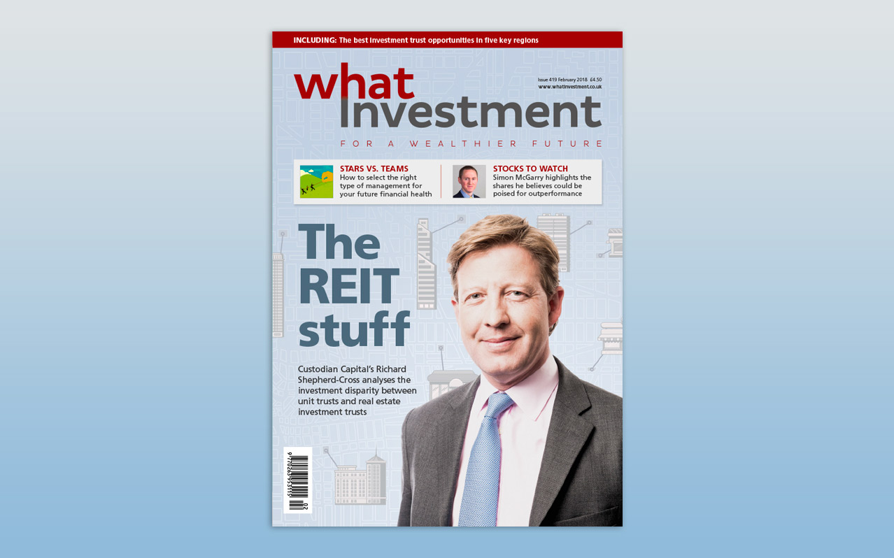 Shares investment magazine ci investments client services representative washington