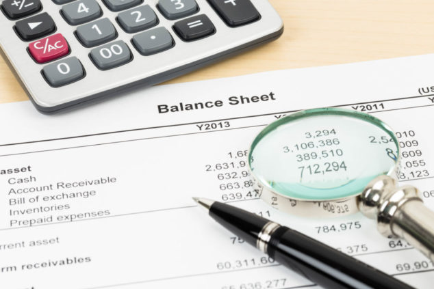 Balance sheet template having a balance sheet is essential for your small business friedricerecipe Image collections