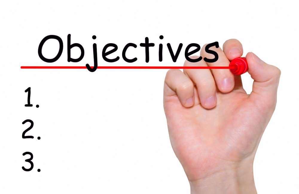 Business planning: Short, medium and long-term objectives