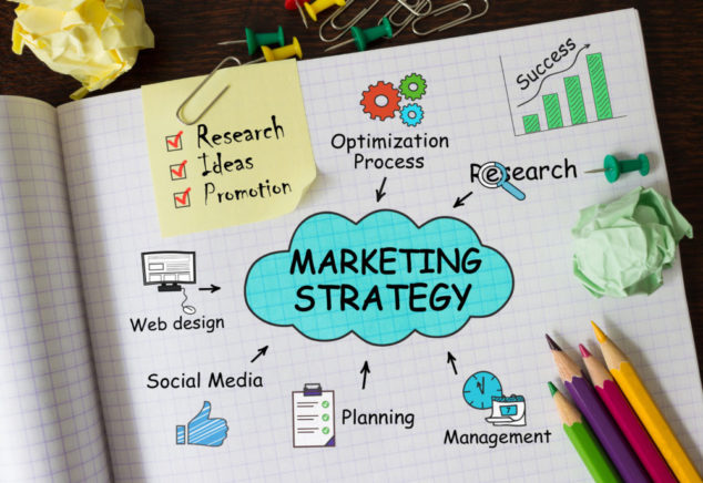 research paper on marketing strategy