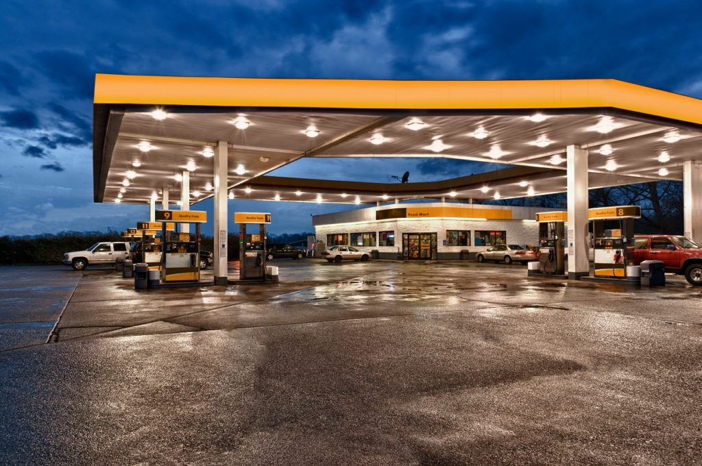Petrol stations are another popular business to buy in 2018