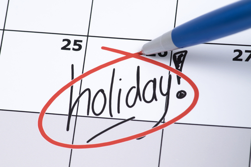 Holiday entitlement for new employees