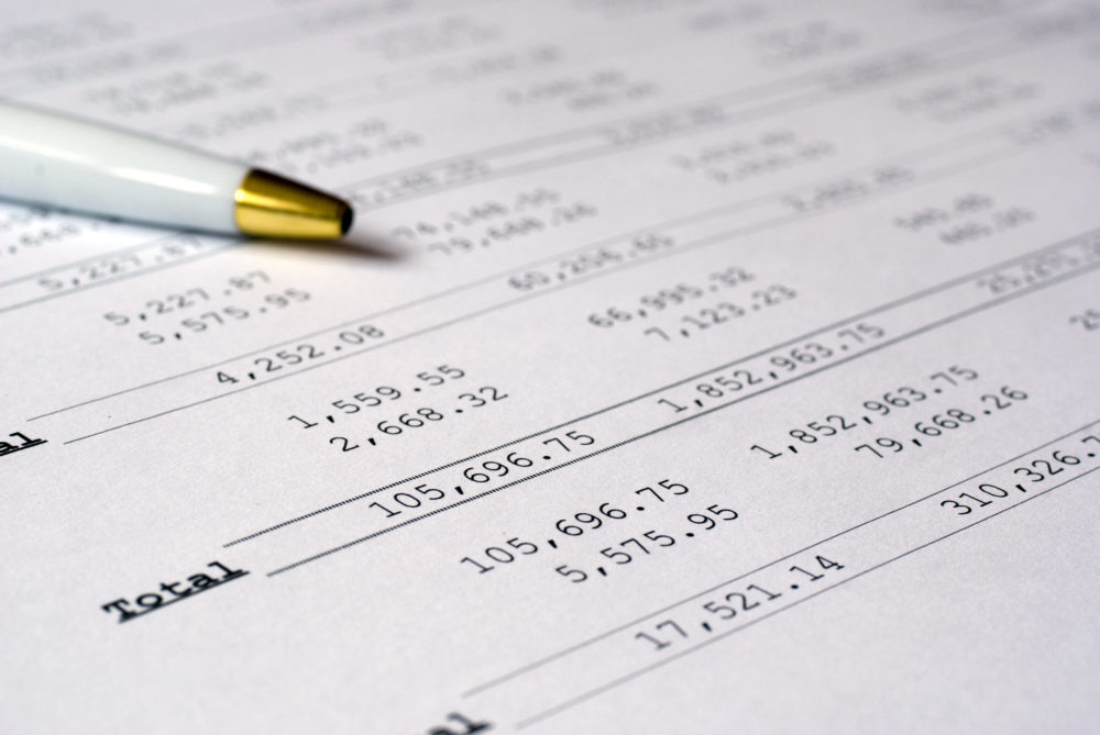 Small Business Profit And Loss Account Template