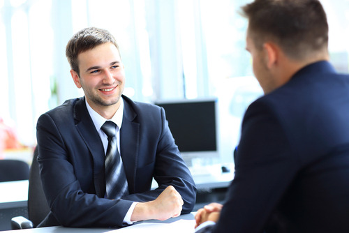 Five practical tips for conducting a job interview