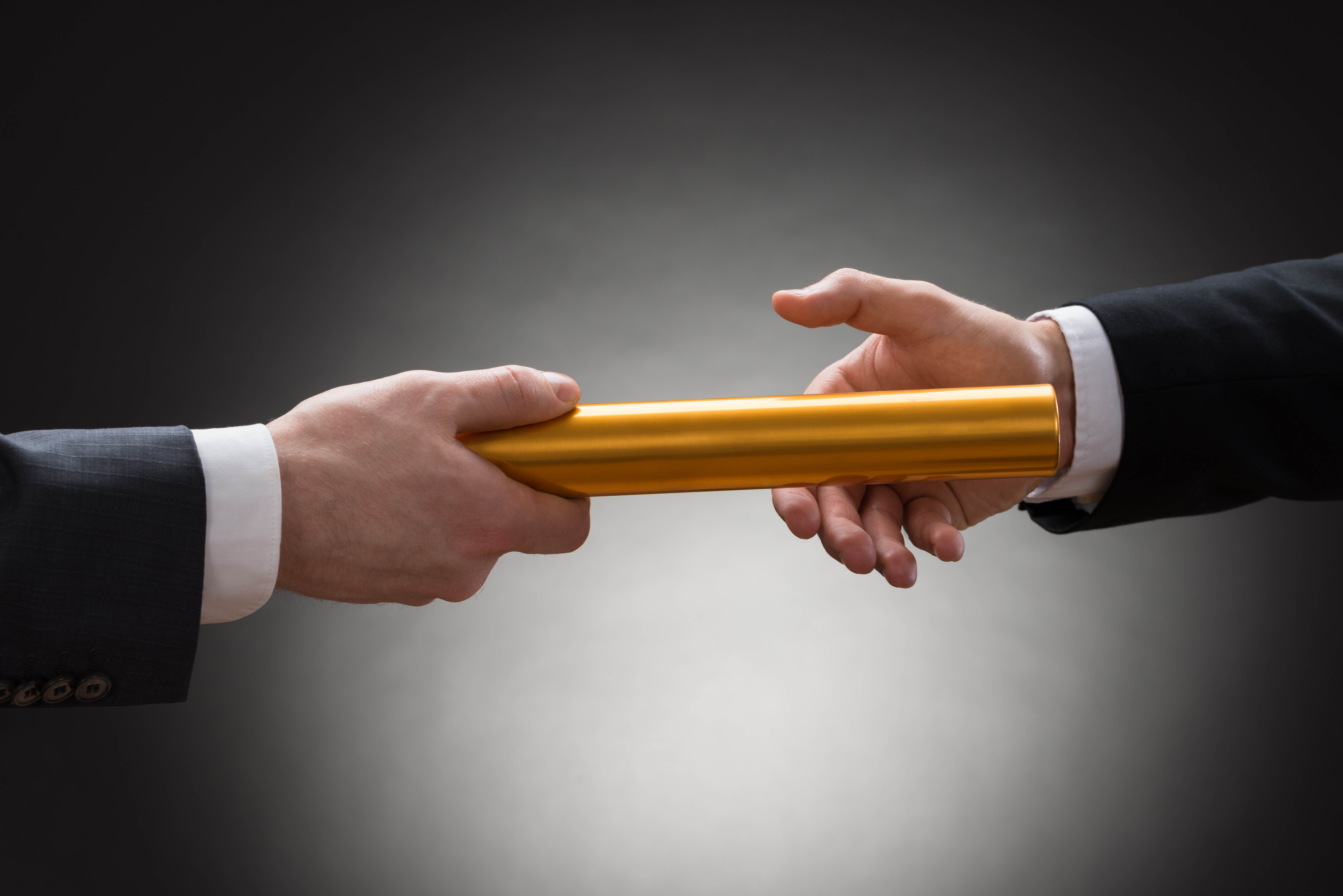 Business owners find it hard to pass the baton and delegate tasks