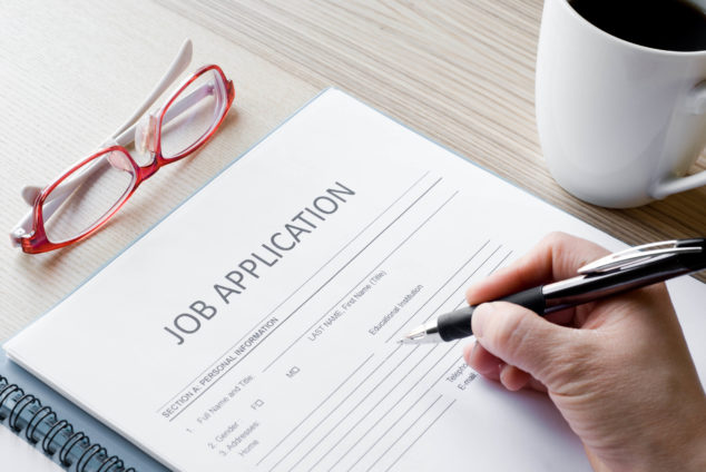 how to deal with threatening job applications