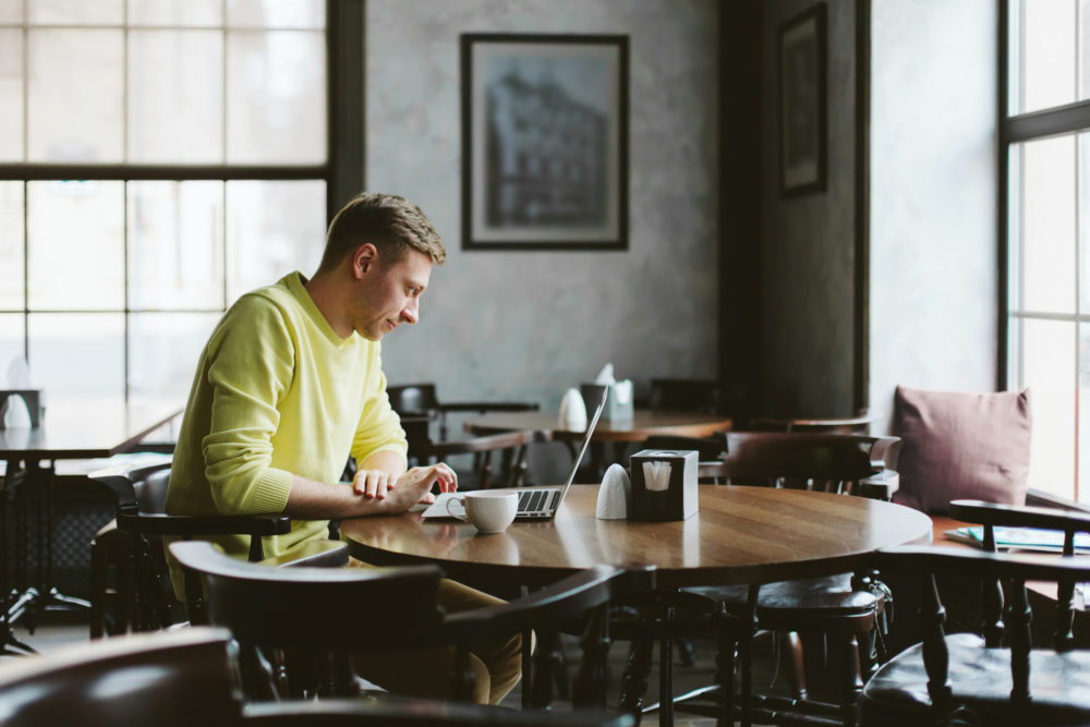 More and more people are going freelance