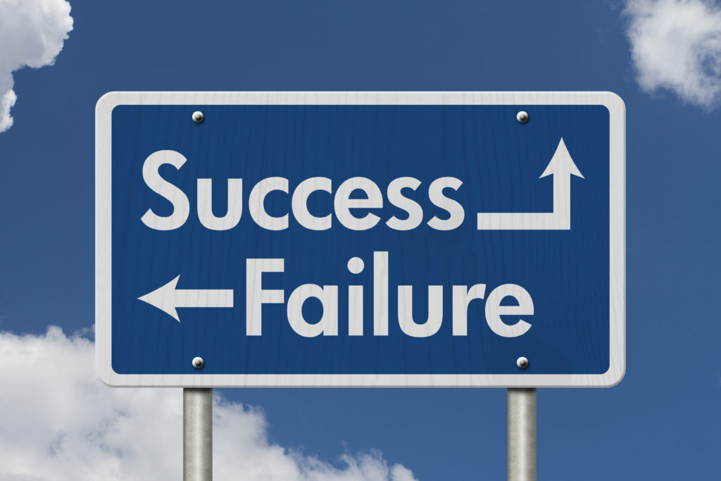 How Failure Is Success In The Making For Your Small Business