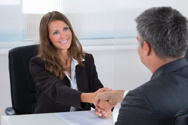 Women face difficulties in the interview stage
