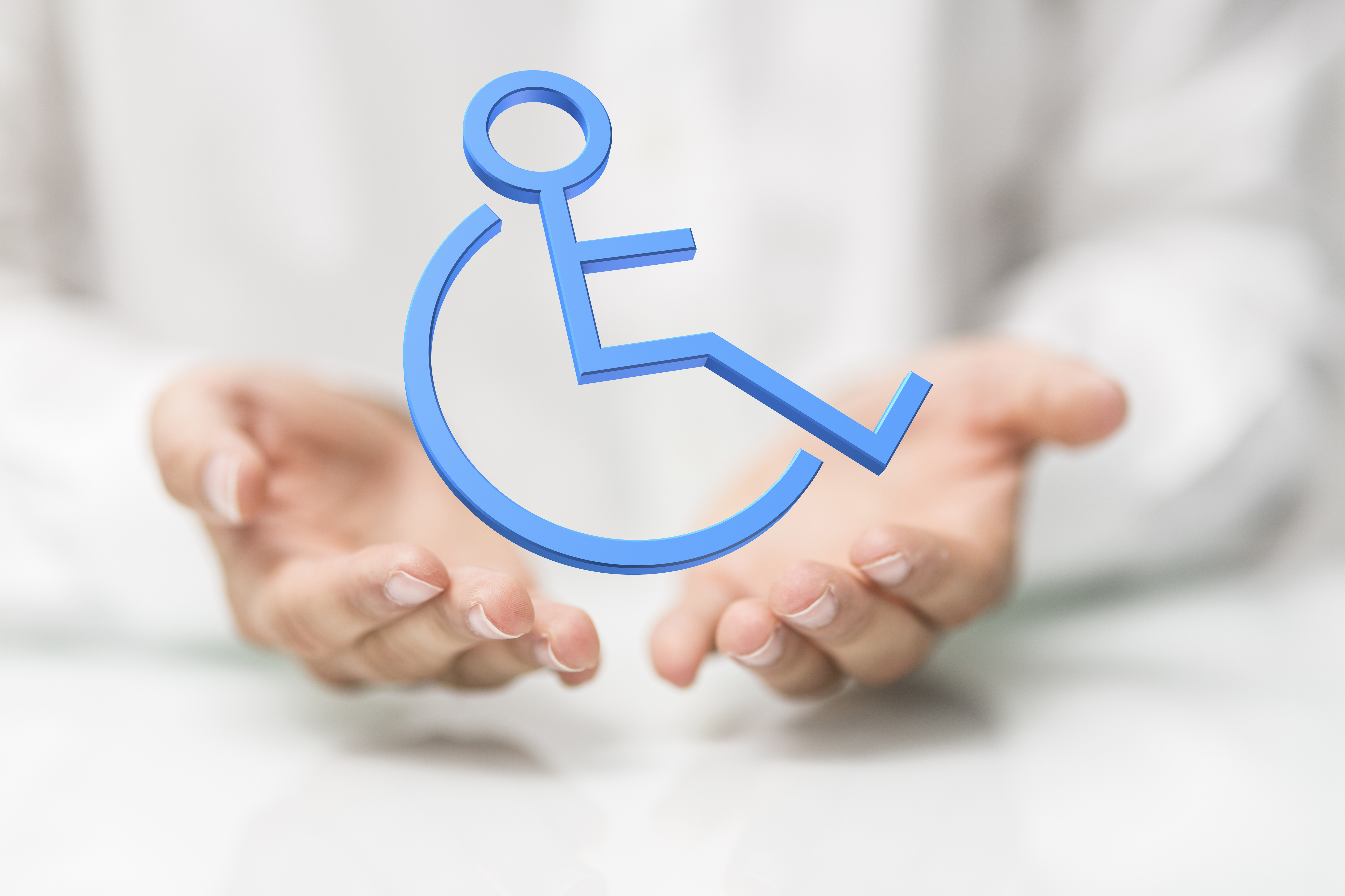 Adapting for disabled customers