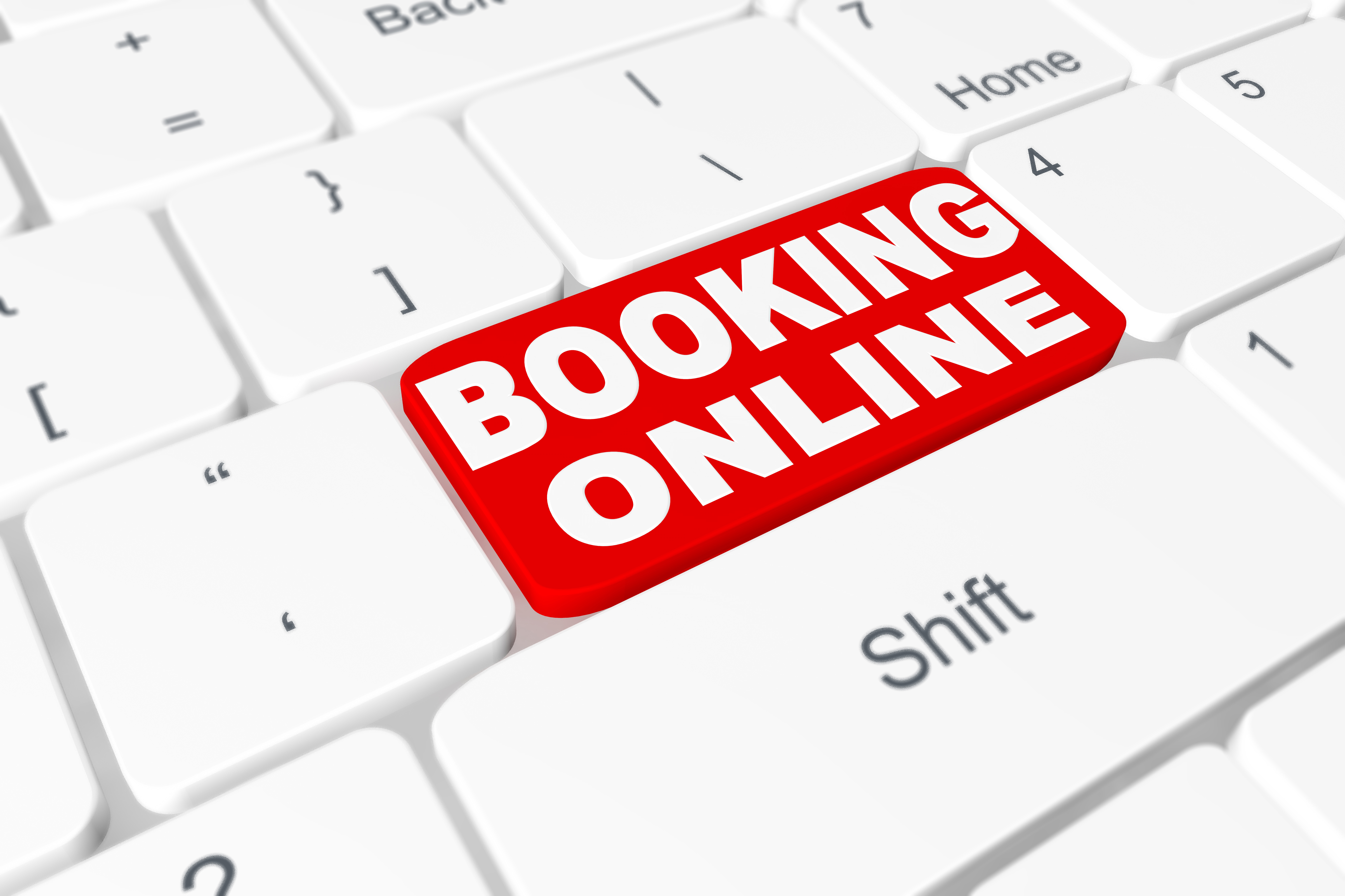 How online booking systems have improved to make our lives