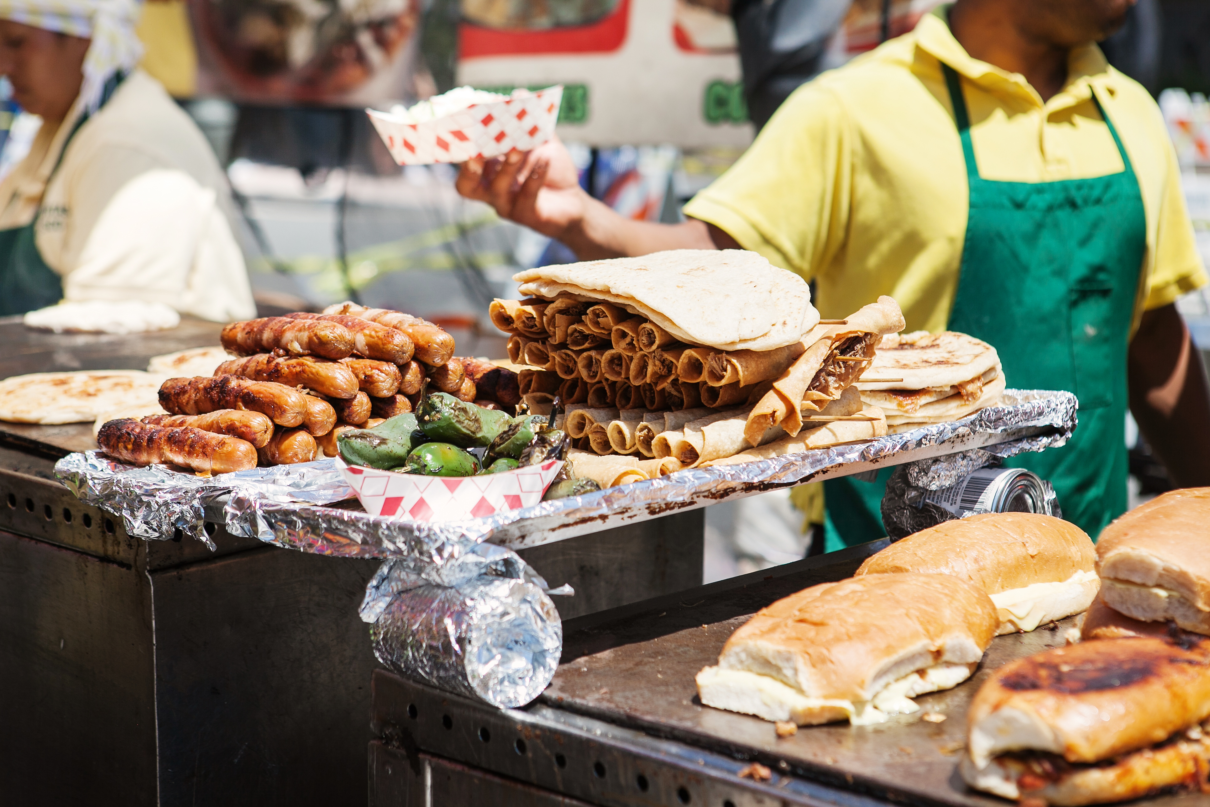 Uk To Start Your Street Food Business