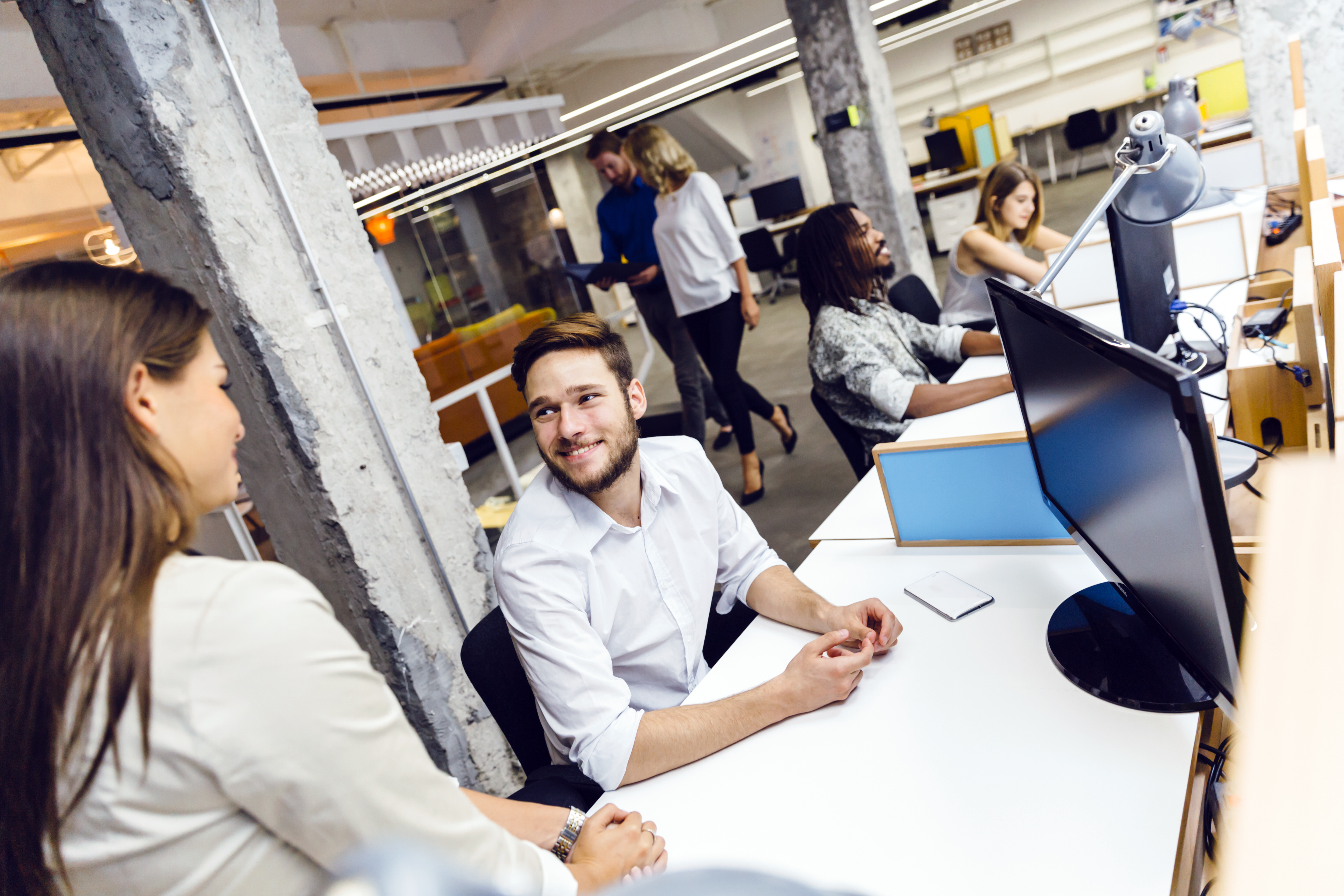 Creating The Perfect Office Environment For Your Small Business