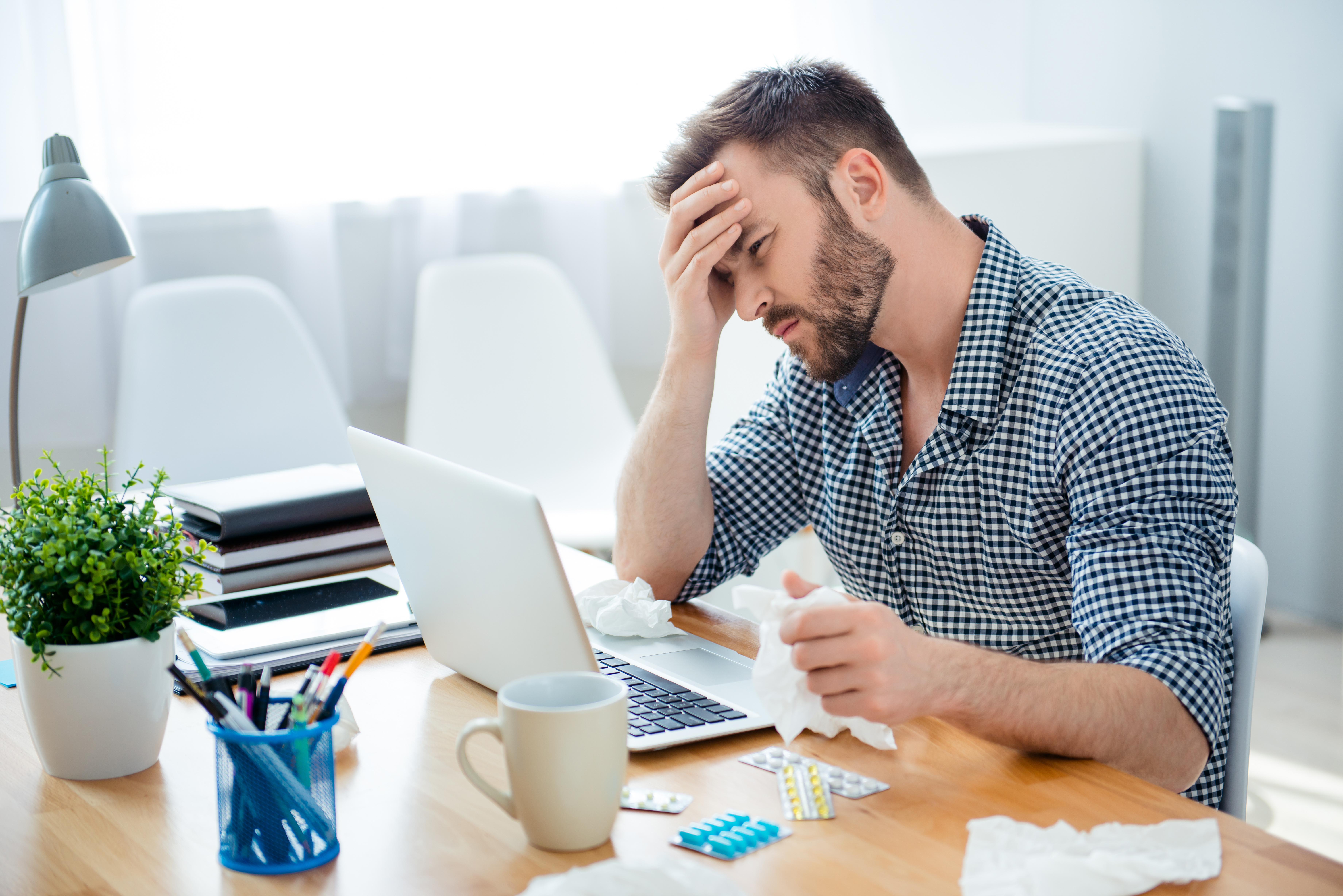 What is the most common cause of frustration in the workplace?