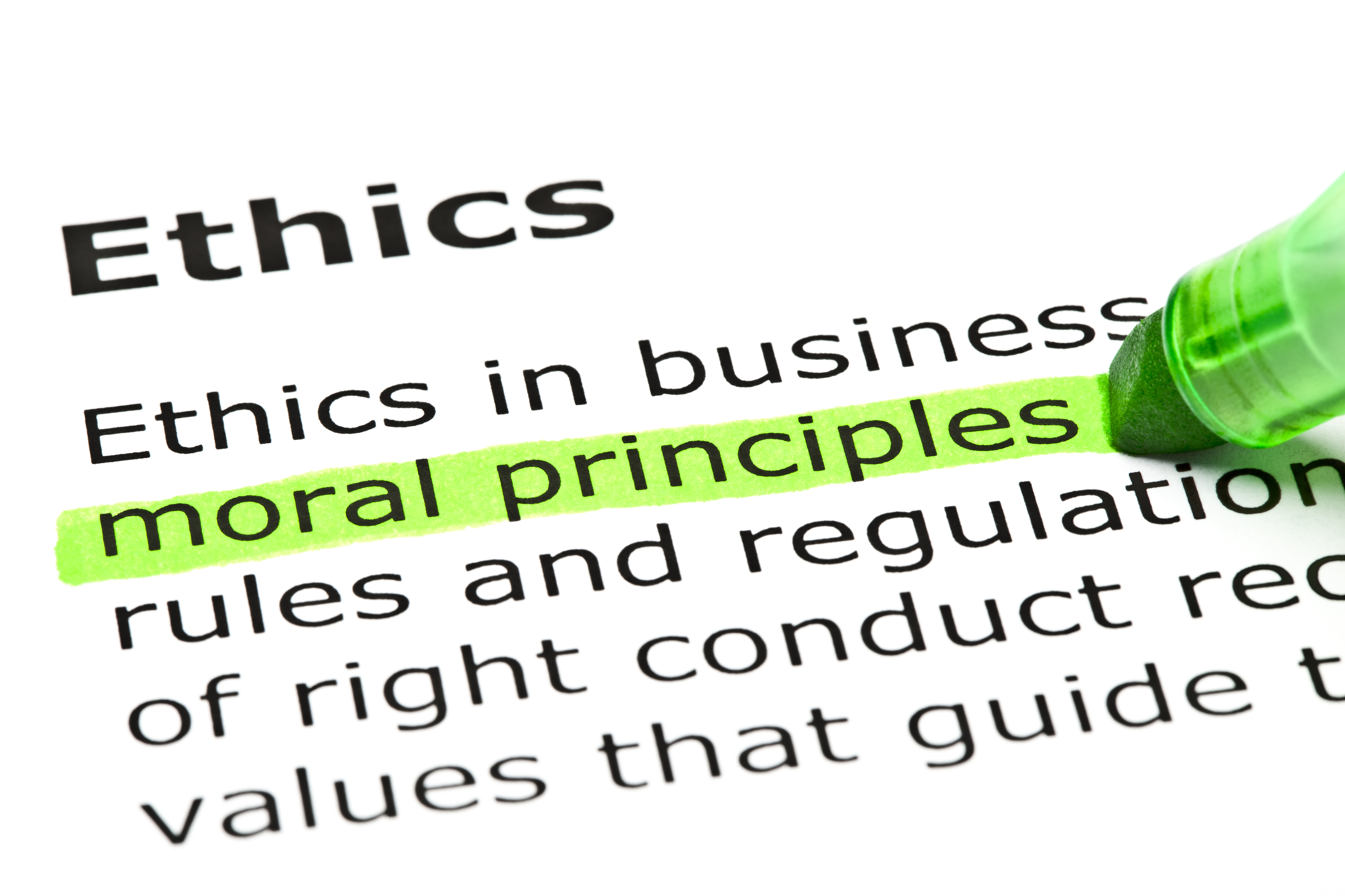 business and ethics go hand in hand pdf