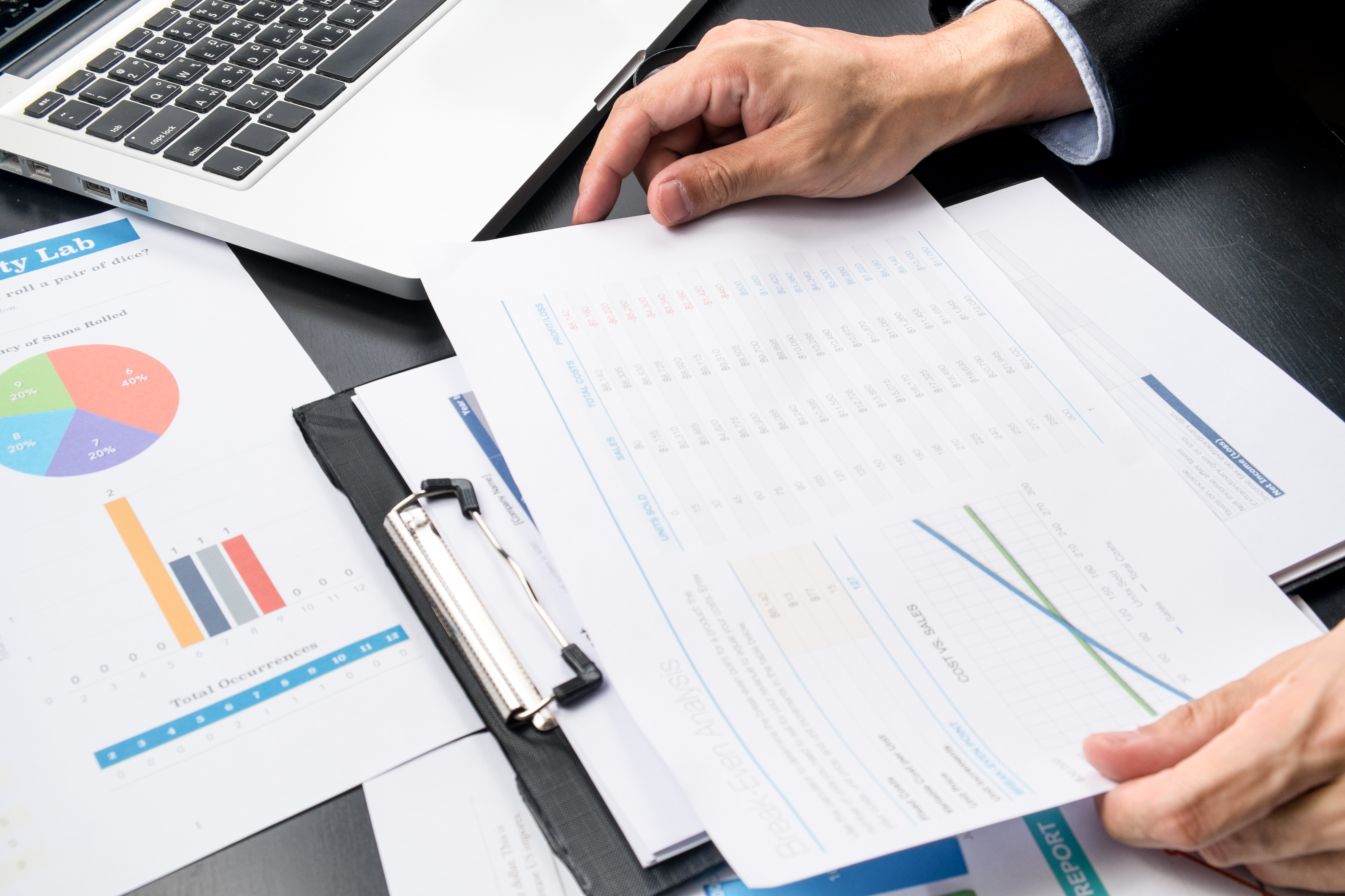 Financial reporting – Here's what you should be doing