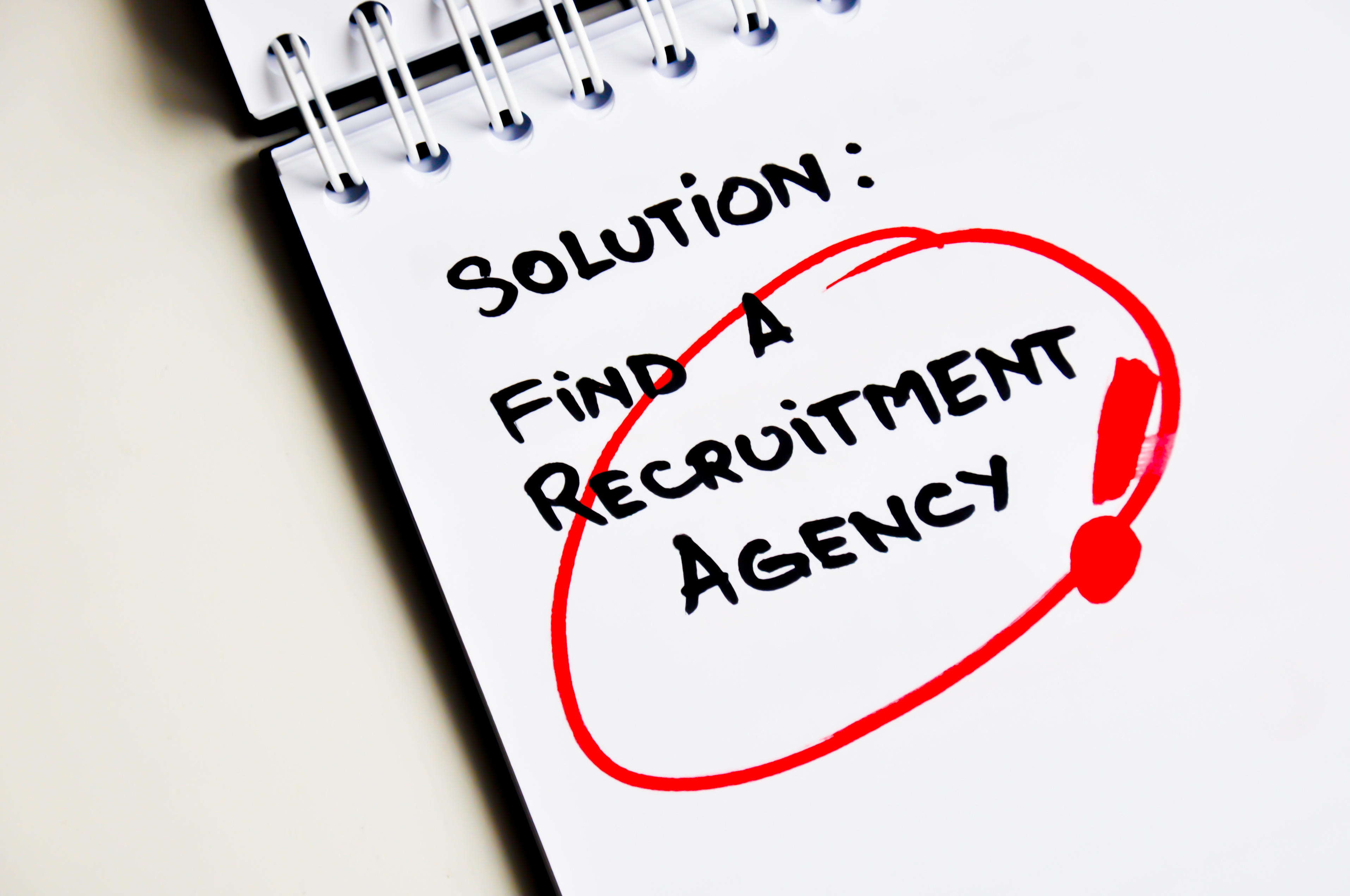 How to get the most from your recruitment agency