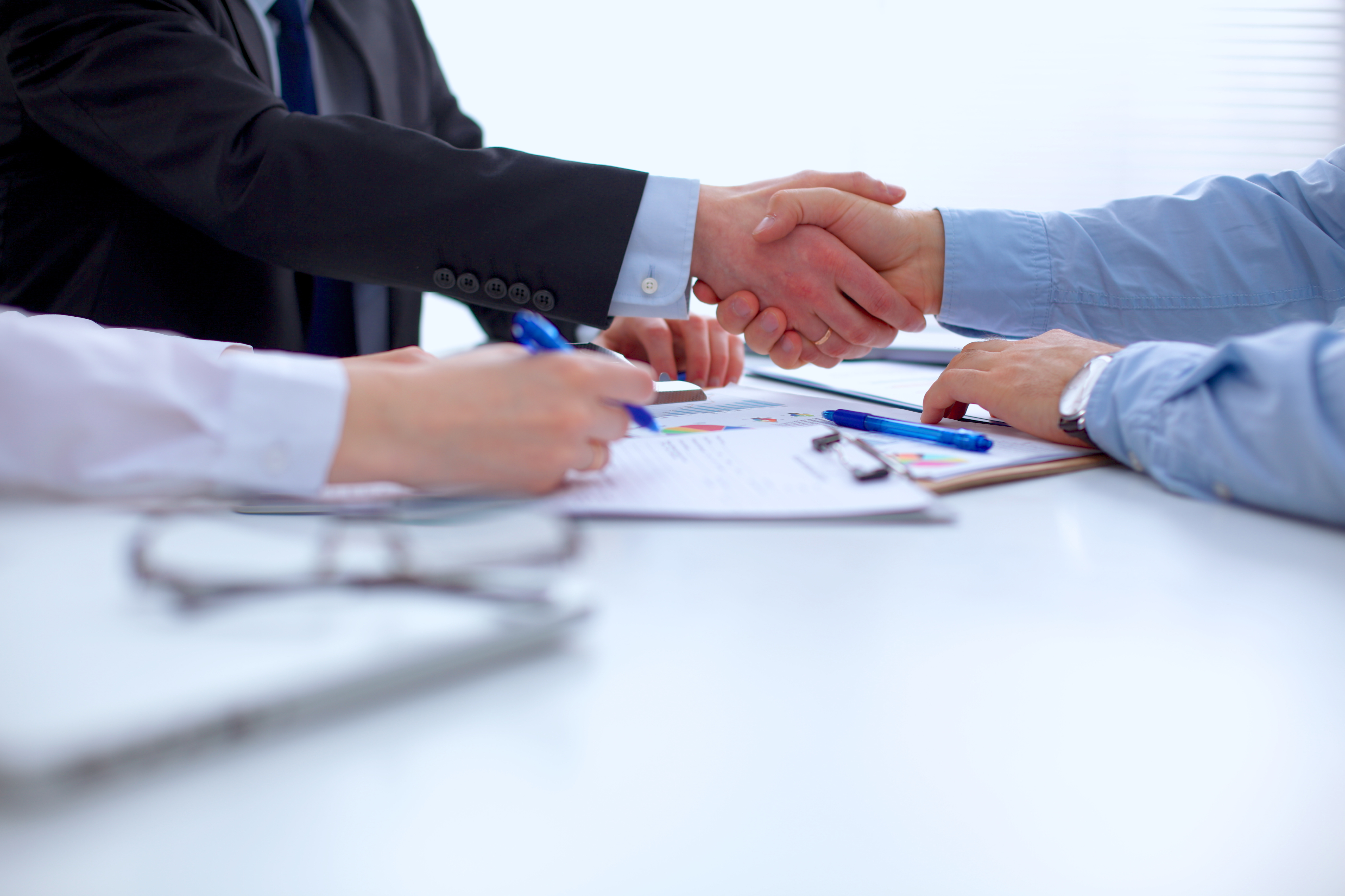 A three-step guide to selling a business: completing the sale