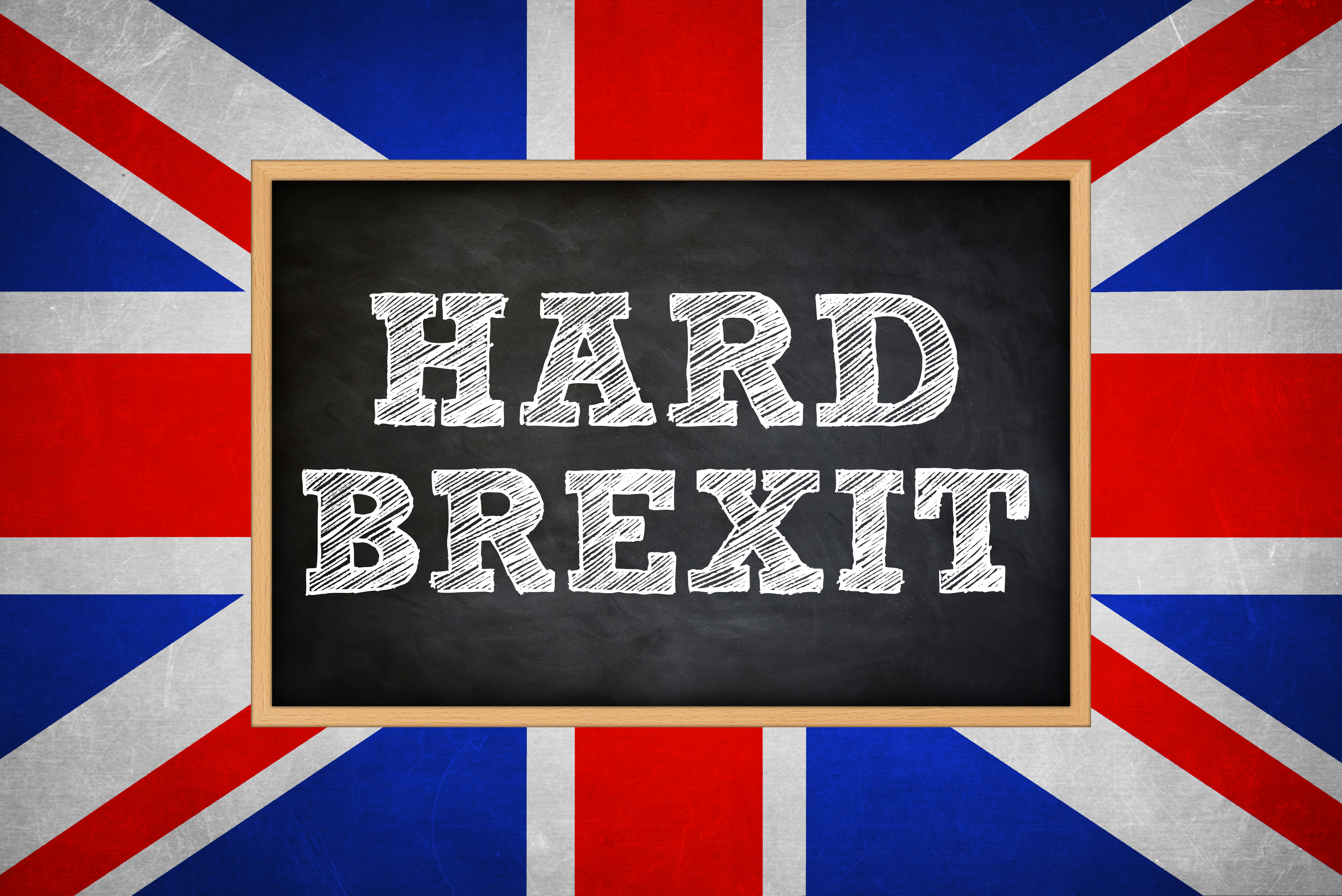 A third of UK SMEs are resigned to a 'Hard Brexit'