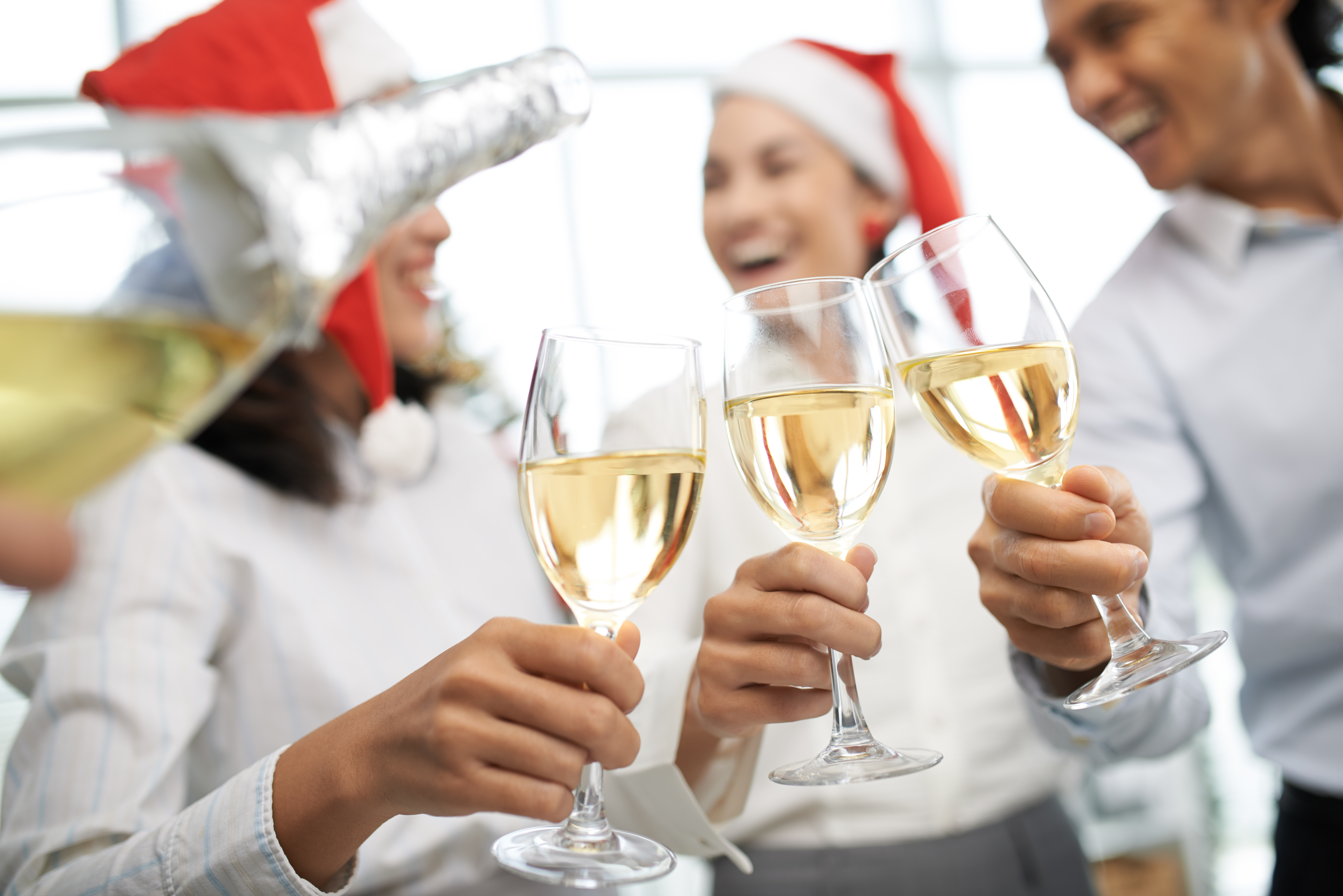 Five tips for creating the perfect office Christmas party