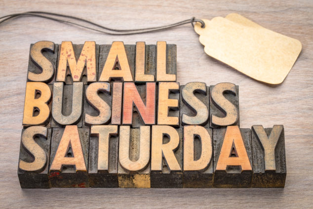 small business saturday sees spend hit all time high