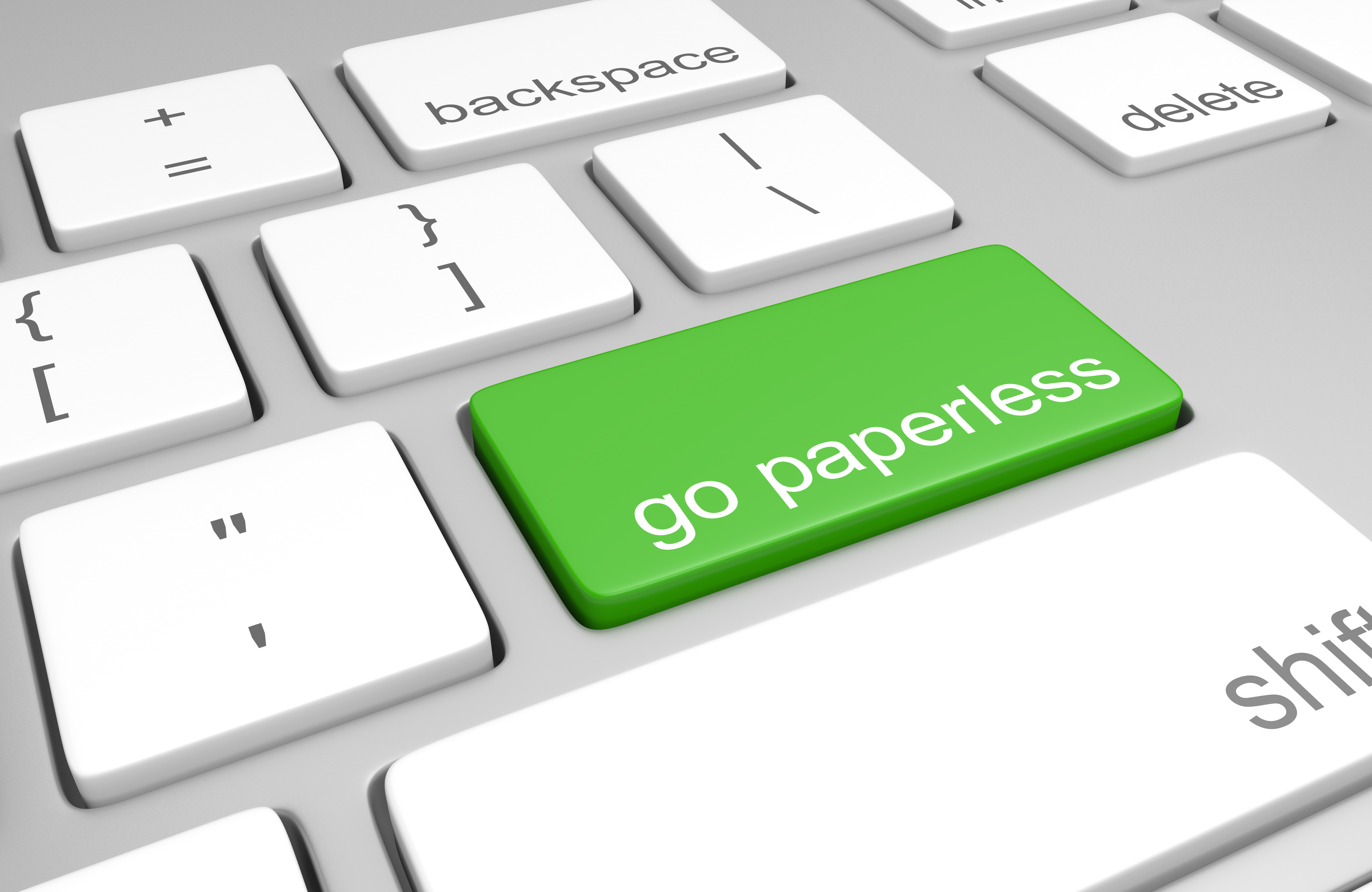 How start-ups and SMEs can benefit from a paperless office
