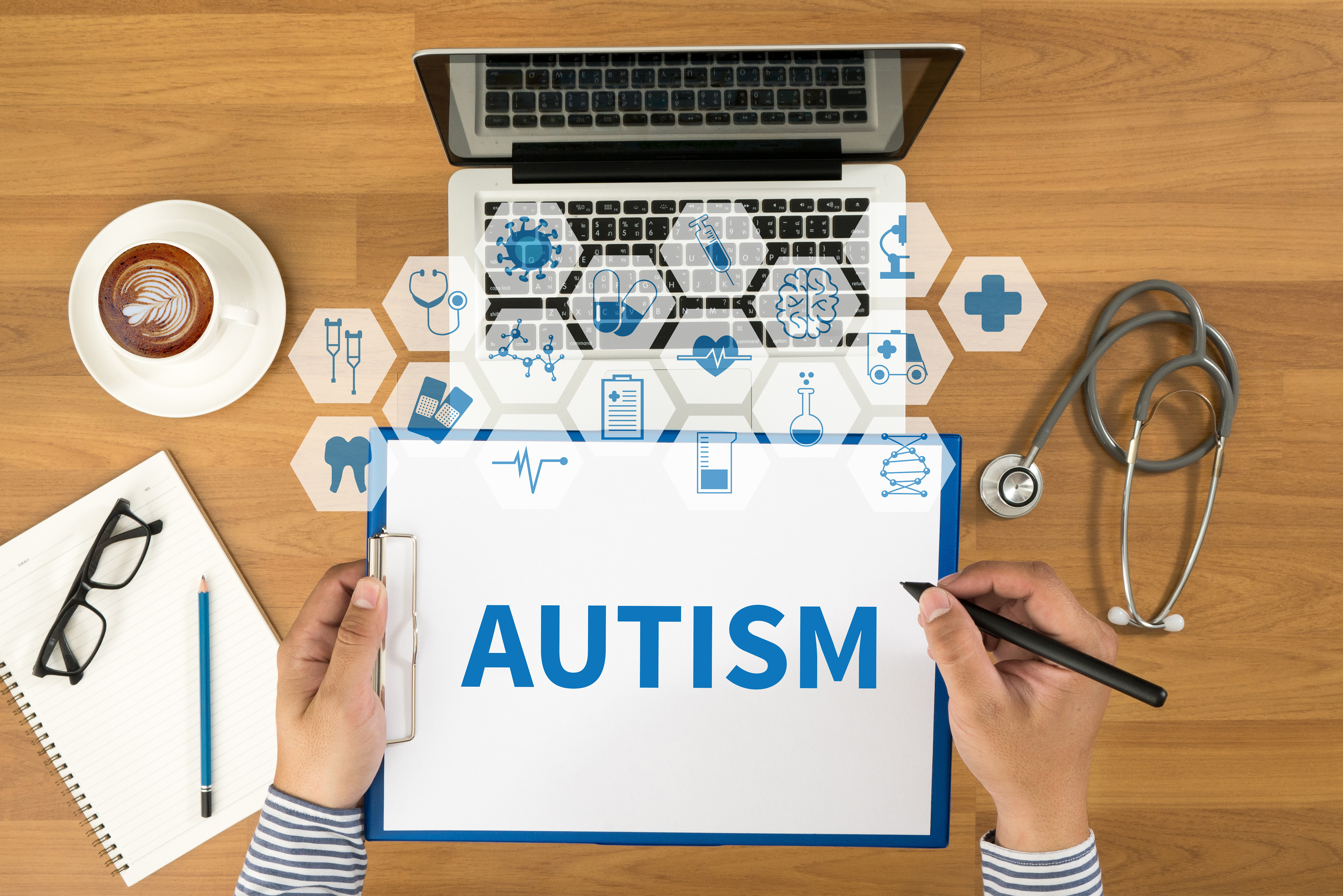 Many autistic people have skills that are highly sought after in the workplace