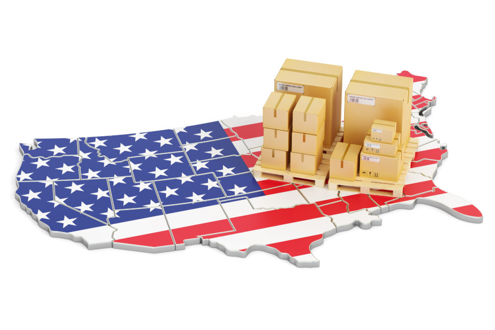The USA is one of the UK's biggest trading partners