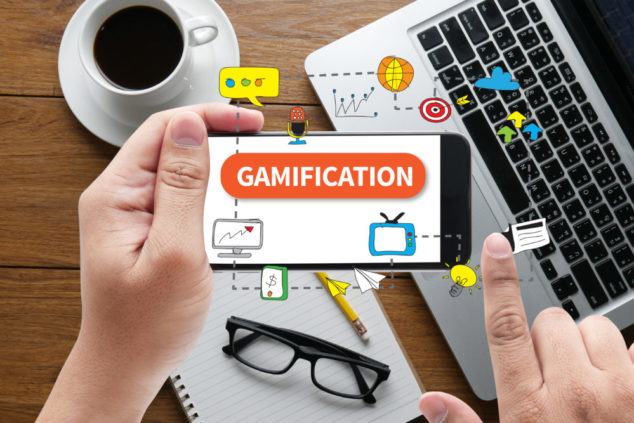 Gamification can help to boost employee morale and performance