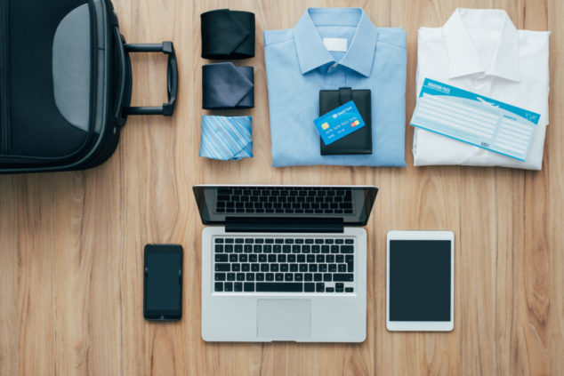 Follow these business travel etiquette tips on your next trip