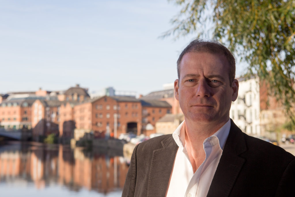 Simon talks about his experiences of setting up a small business in Leeds