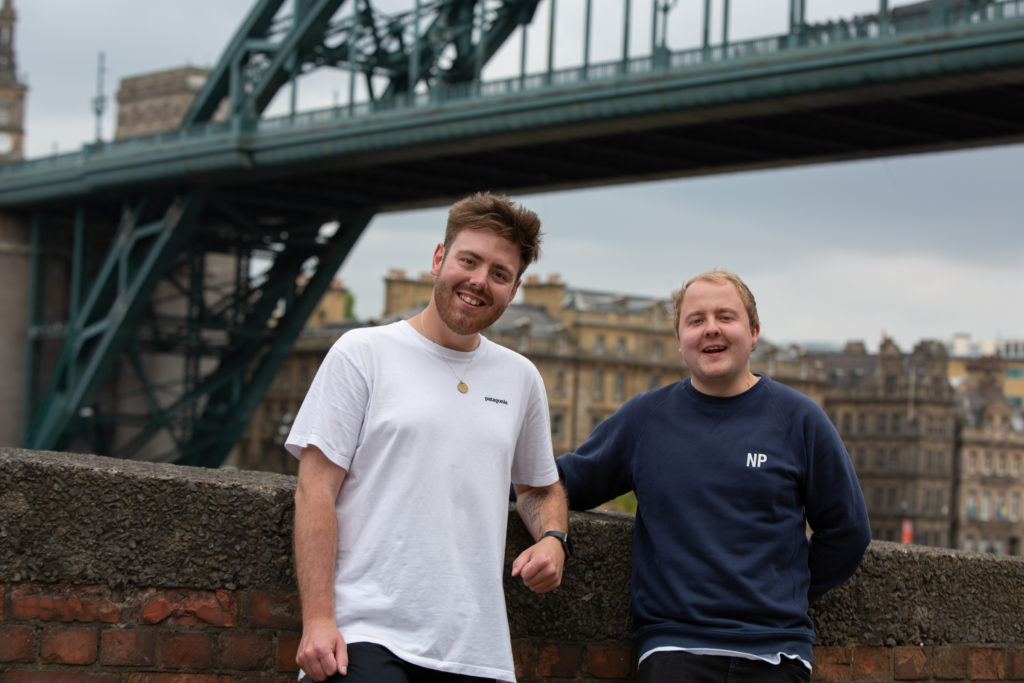 Dan Young talks about starting a business in Newcastle