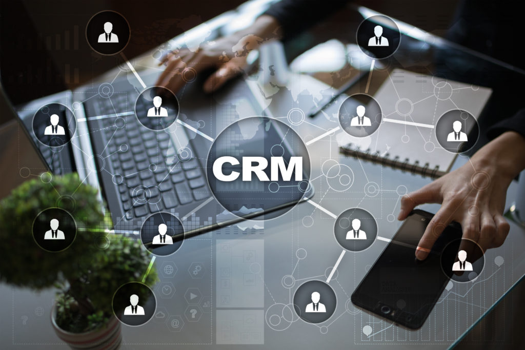 CRM is essential for small business productivity