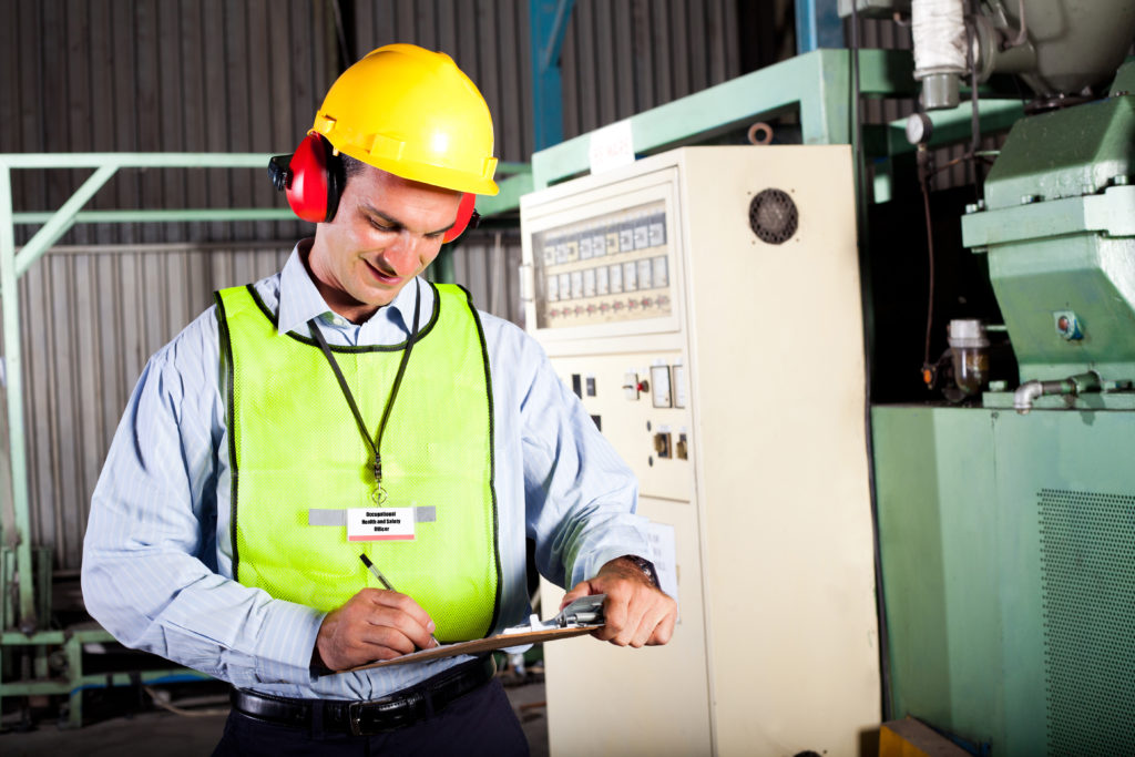 Get clued-up on health and safety procedure