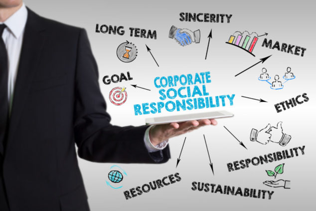 Many businesses codify their corporate social responsibility performance