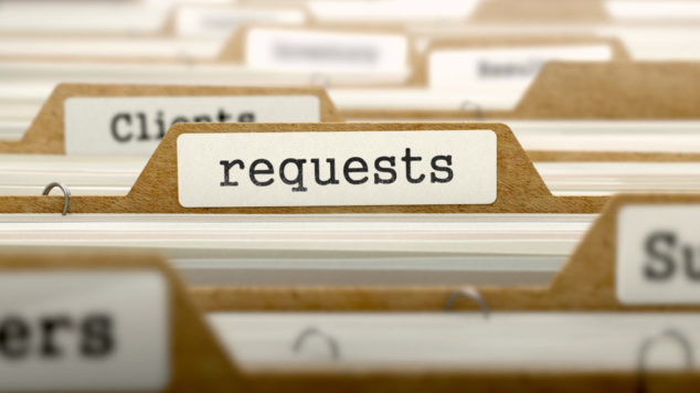 Users and employees can make a subject access request