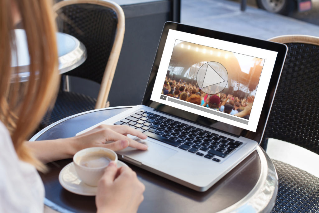 Putting video in your small business blog posts will boost social media shares