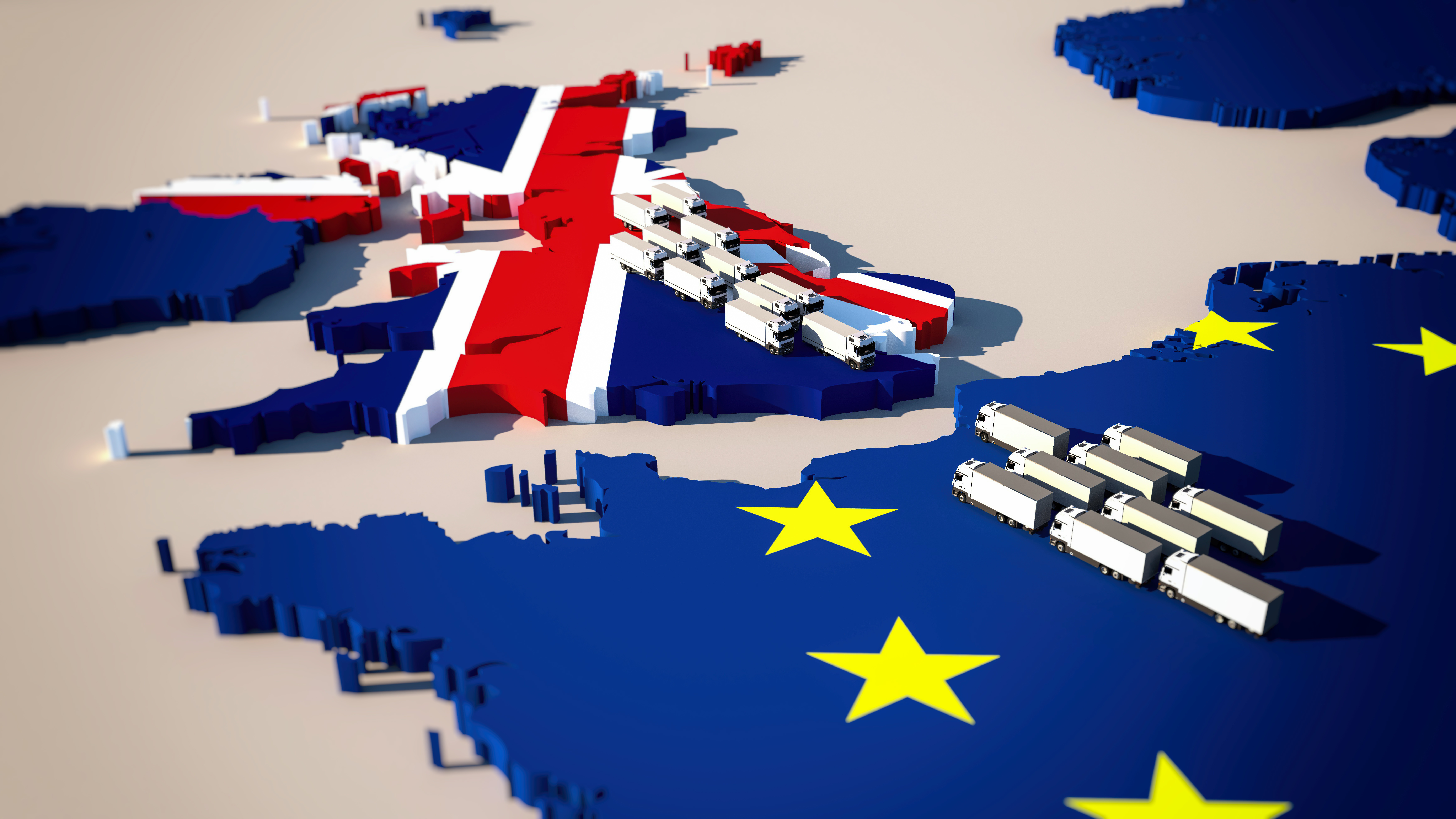 Half of small business exporters struggling with new rules post Brexit