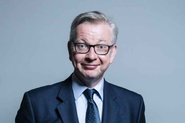 Official_portrait_of_Michael_Gove_crop_1-634x0-c-default Michael Gove orders taxman to assist small enterprise if there's no deal