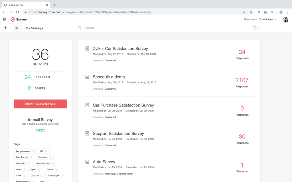 Zoho-Survey-1024x640 The most effective free on-line survey platforms for small companies